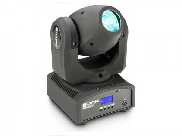 NANOBEAM 300 LED Moving Head 30W BEAM RGBW 13 DMX-Kanäle