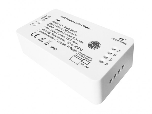 C009S ZigBee LED Dimmer Controller max. 15A DC12-24V