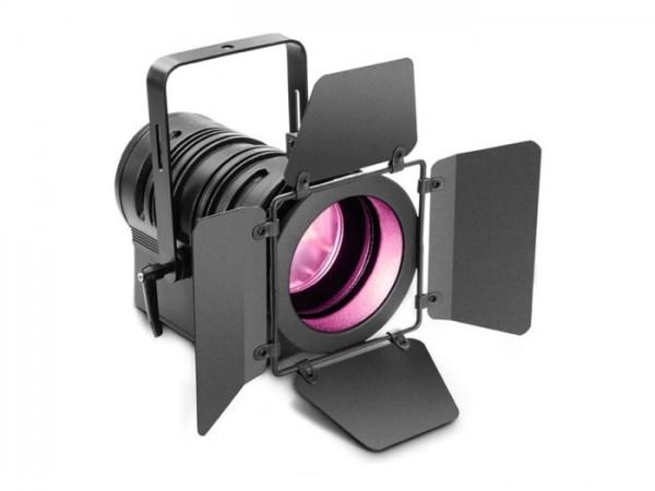 TS 60 RGBW LED Theaterscheinwerfer 60W Plankonvexlinse 9°-41° 5 Kanäle schwarz