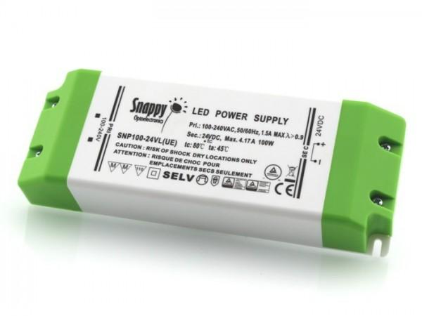 SNP-100-24 LED Netzteil 24V 4,17A TÜV constant voltage