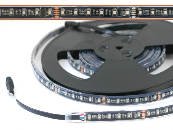 LED DMX RGBW Stripe DC24V 60x5050SMD 10px/m IP67
