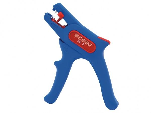 Abisolierzange No. 5 automatisch für 0,2-6,0mm² Leiter