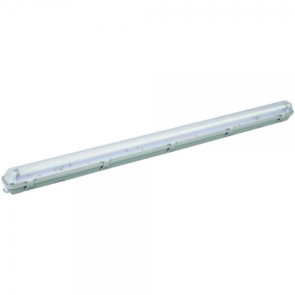 LED Feuchtraumleuchte mit Bewegungsmelder 24W 2400lm 150cm