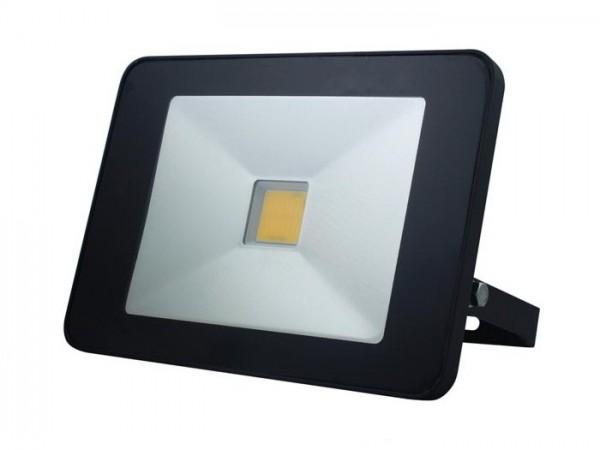 LED-A5005 LED Flutstrahler inkl. Bewegungsmelder 50W 4000K schwarz