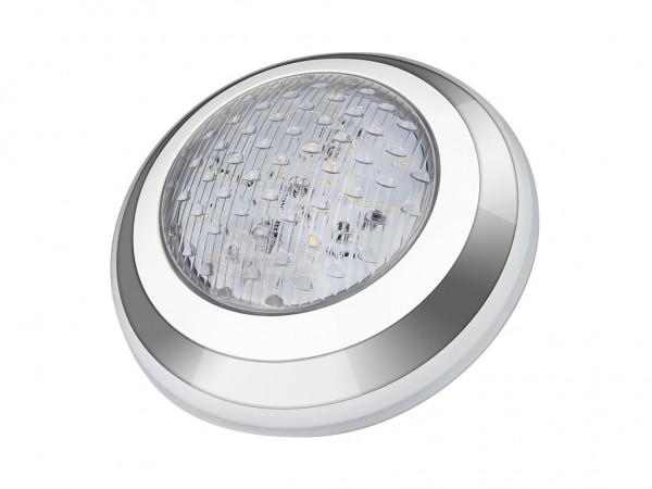 UW-02 RGBCCT 27W LED Pool- UW-Leuchte 433MHz Wandmontage