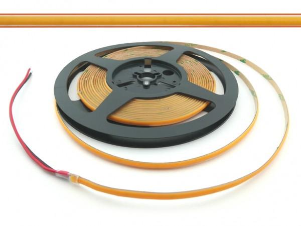 LED 5mm COB Flex Stripe 5m 528LED/m 2700K 24V CRI>90