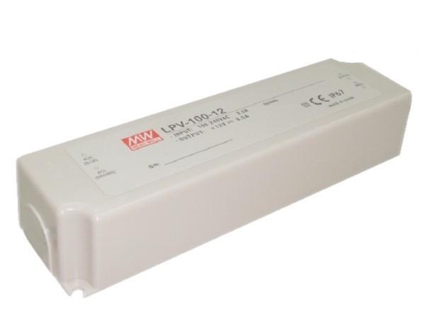LPV-100-24 LED Netzteil 24V / 100W constant voltage