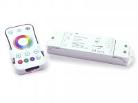 RGB+CCT Controller Set inkl. Fernbedienung 5x5A 10 Programme