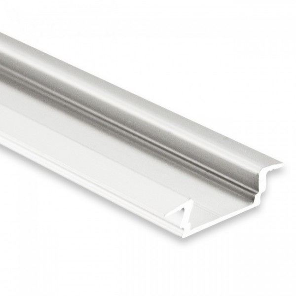 LED Alu-Profil YL8 ohne Blende 2m