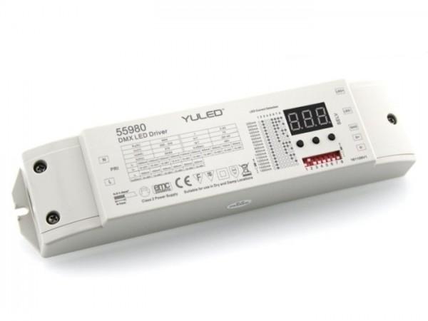 SRP-2106CC DMX Power-Controller 1-Kanal 50W Konstantstrom Multi-Output