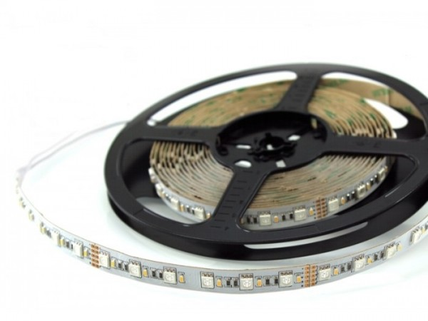 LED Flex Stripe 5m RGBW-OC 120 LEDs/m RGB+warmweiss 24V