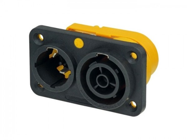 NAC 3 PX Einbausteckdose 230V IP65 In / Out