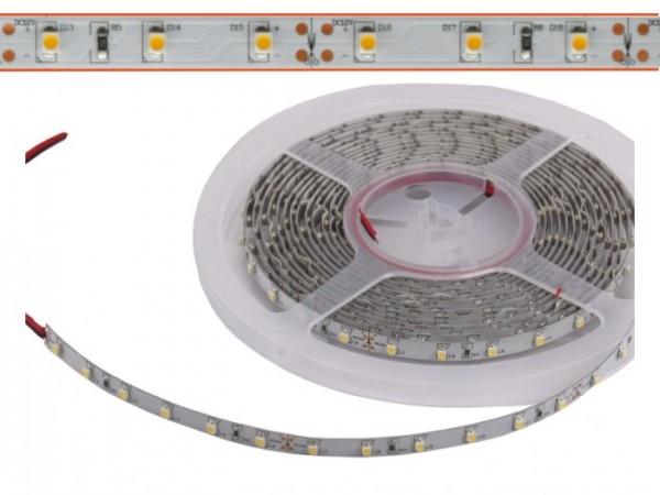 LED Flex Stripe 5m kaltweiss (6500K) 3528 SMD 60 LEDs/m