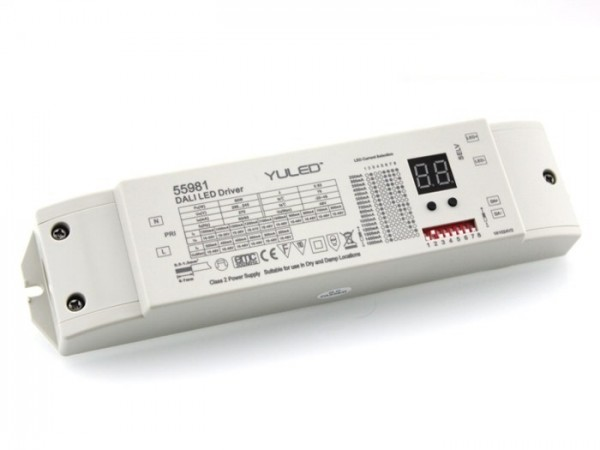 SRP-2305CC DALI Power-Controller 1-Kanal 50W Konstantstrom Multi-Output