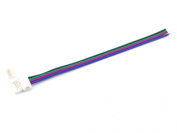 LC-4 LED Stripe Anschluss-Adapter 4-polig