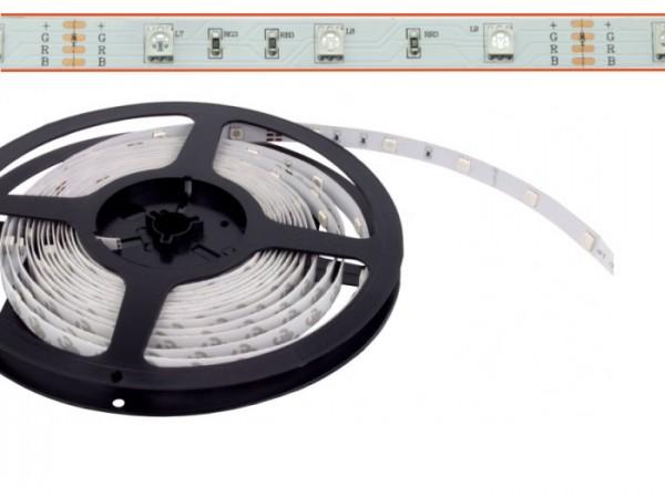 LED Flex Stripe 5m RGB 5050 SMD 30 LEDs/m