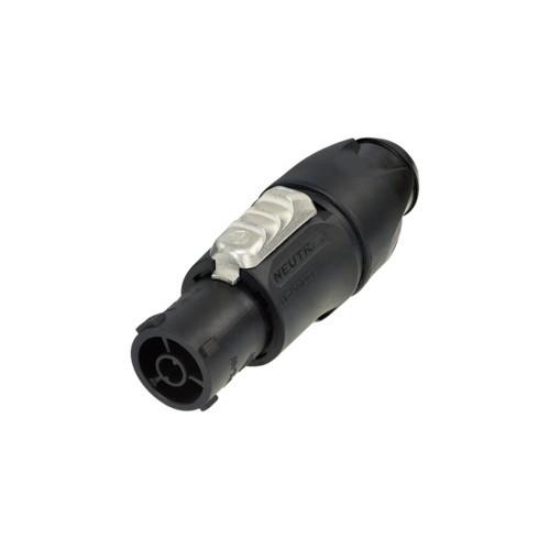 NAC 3 FX W TOP Gerätestecker 230V IP65 mit Verriegelung