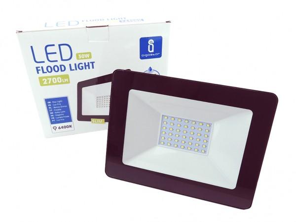 LED Flutlichtstrahler 30W 6400K IP65 230V