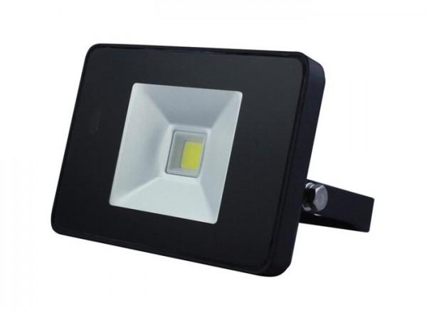 LED-A5001 LED Flutstrahler inkl. Bewegungsmelder 10W 4000K schwarz
