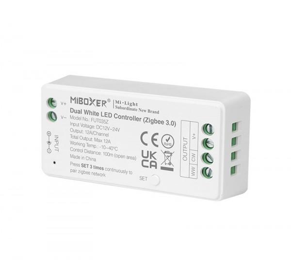 MI-035Z Zigbee 3.0 CCT-Controller 2,4GHz max. 12A DC12~24V
