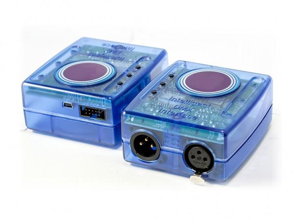 SLESA-U8 Architekturlicht DMX Controller 512 Kanäle 255 Szenen