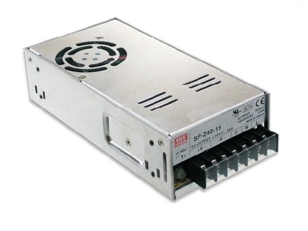 SP-240-12 Netzteil 12V / 240W constant voltage TÜV