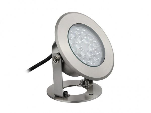 UW-03 RGBCCT 9W LED Unterwasser Leuchte 433MHz Aufbau