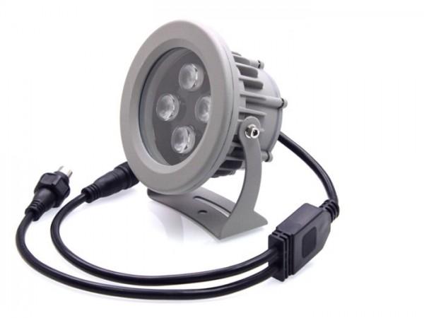 GL-32RGBW LED Aussenleuchte RGBW 12-24V 32W IP67 5pol