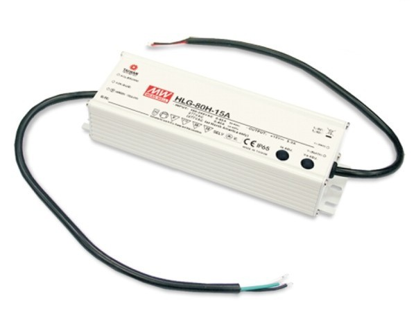 HLG-80-24B Netzteil 24V / 80W dimmbar constant voltage