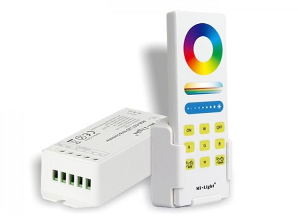 MI-044A LED RGBW Controller Funk Set 4x6A (max.15A)