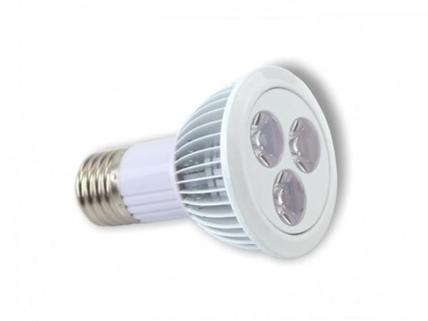 LED Leuchtmittel PAR20 3x2W 3000K 30° E27 410lm/m