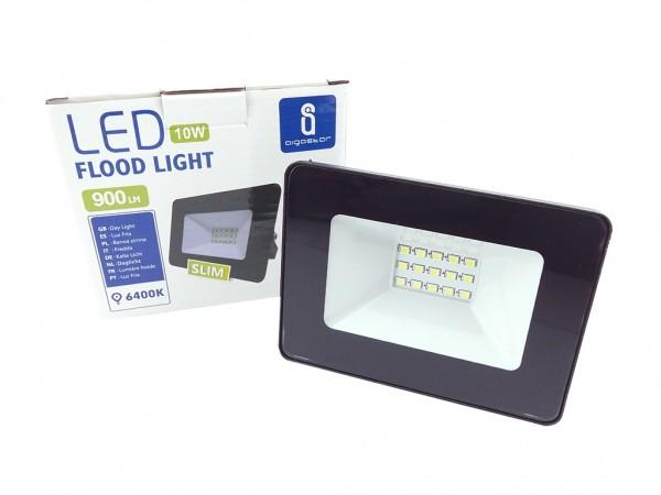 LED Flutlichtstrahler 10W 6400K IP65 230V