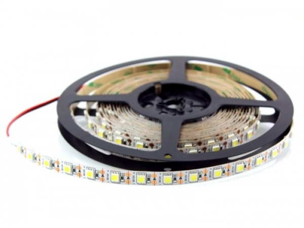 LED Flex Stripe 5m 5050 SMD SingleCUT 4200K CRI>90 12V 1250lm/m 60 LED/m