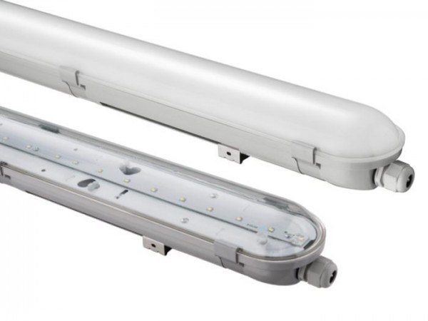 TRP-150/55 LED Feuchtraumleuchte IP65 55W 4700lm 4200K