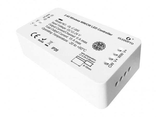 C006-CCT ZigBee LED Controller 2x6A DC12-24V