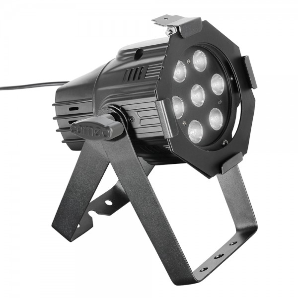 LED Studio Mini PAR Q4 WW/CW 7x4W