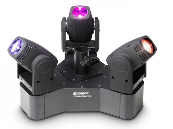 HYDRABEAM 300 RGBW LED Moving Head Set 3x10W RGBW 6-36 DMX-Kanäle