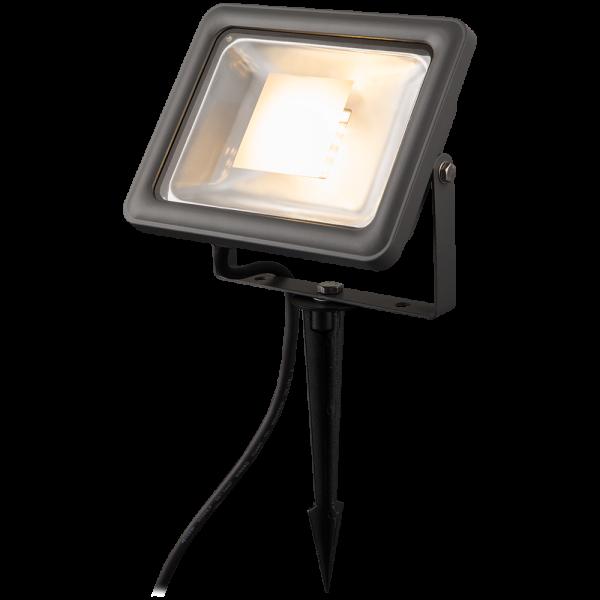 LED RGB-W Außenfluter mit Smartphone Steuerung