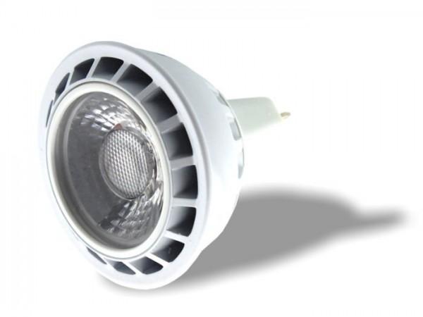 LED Leuchtmittel SE05-MR16N 5W 2700K DC12V 30° COB 410lm