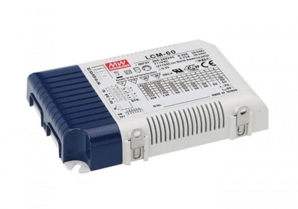 LCM-60 dimmbares LED Netzteil Konstanstrom einstellbar