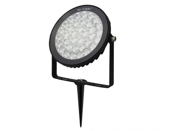 MI-C03 LED Aussenscheinwerfer IP65 230VAC RGBCCT 15W 2,4GHz