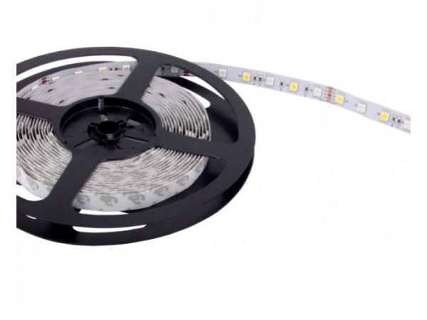 LED Flex Stripe 5m RGB-WW 5050 SMD 60 LEDs/m