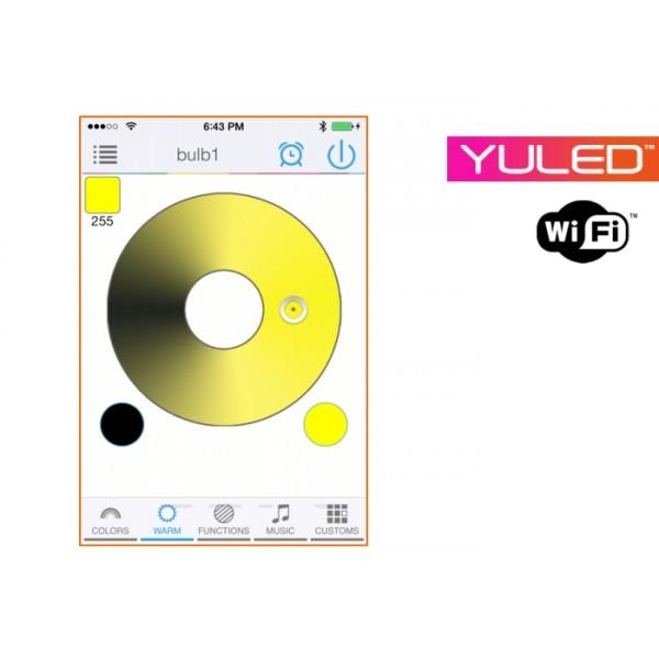 Wi 11rgbw led wifi controller 4 kanal multizonen 4x4a 12 for Koch 4 kanal led funkfernsteuerung