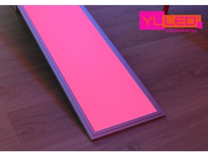 led panel 1195x295x9 5mm rgb 30w 24vdc inkl netzteil. Black Bedroom Furniture Sets. Home Design Ideas